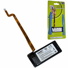 720mAh Battery for Microsoft Zune Series MP3 Player, G71C0006Z110 Replacement