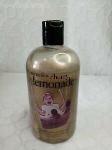 Philosophy 3 In 1 Maraschino Cherry Lemonade 24 OZ 75% Full $12.99