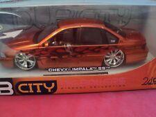 Jada  Chevrolet Impala SS  NIB 1/18 scale  2003 release  HTF no longer made