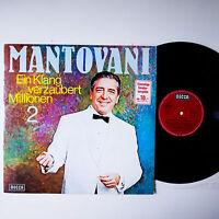 Mantovani – Ein Klang Verzaubert Millionen 2   , GER, LP, Vinyl: vg+