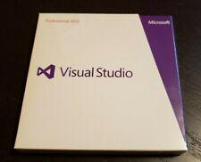 BRAND NEW Microsoft Visual Studio Professional 2012 C5E-00833