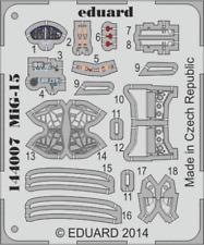Eduard 1/144 MiG-15 detallando Set # 144007