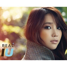 IU [REAL+] 3rd Mini Plus Album CD+Photo Book K-POP SEALED