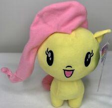 NEW My Little Pony Cutie Mark Crew Fluttershy Plush Toy Doll Figure Hasbro Cute