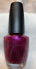 Opi Nail Lacquer, Black Label, Rare, Unopened, Kinky In Helsinki