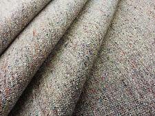 COPERTA Trama Seta Multi i1 Seta Lino Mix tessuto per tende cucito artigianato Soft