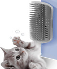 Prowithlin Cat Self Groomer, 2 Pack Cat Grooming Brush, Cat Face Scratcher, Wall