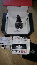 Tissot Quartz (Battery) Genuine Leather Strap Wristwatches