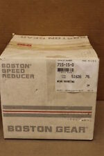 BOSTON GEAR 715-15-G SPEED REDUCER