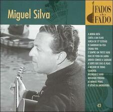 New: Silva, Miguel: Fado Import Audio CD