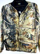 Scent Blocker Jacket Mens Medium Realtree Cold Fusion Camouflage Hunting Coat