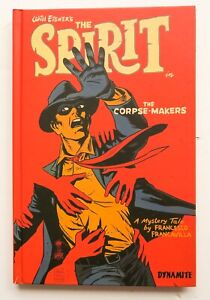 The Spirit in The Corpse Makers Hardcover *S&D Dynamite Graphic Novel Comic Book