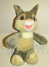 "Dream International Disney Bambi Thumper Rabbit Bean Bag Plush 11"""