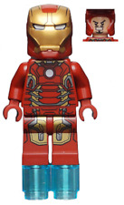 NEW LEGO IRON MAN MK43 FROM SET 76032 AVENGERS AGE OF ULTRON (sh167)