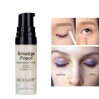 Sace Lady Eyeshadow Makeup Eye Base Cream Liquid Eye Shadow Make Up Oil Con A7M5