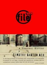 The File: A Personal History,Timothy Garton Ash- 9780006388470