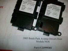 Interior Parts For 2005 Buick Park Avenue For Sale Ebay