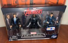Marvel Legends Toys R Us TRU Shield 3-Pack Maria Hill Phil Coulson Nick Fury