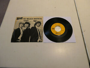 """WALKER BROTHERS: Make It Easy On Yourself.., STAR CLUB.., 7""""/ SINGLE, MINT WAX!!"""
