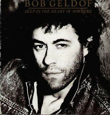 BOB GELDOF  - Deep In The Heart Of Nowhere - Mercury