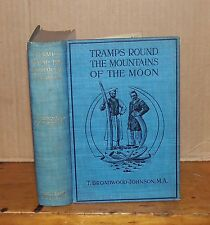 [Congo]. Tramps Round the Mountains of the Moon. Johnson. 1909. 1st ed.