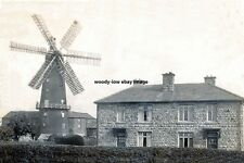rp15285 - Coleby Windmill , Lincolnshire - photo 6x4