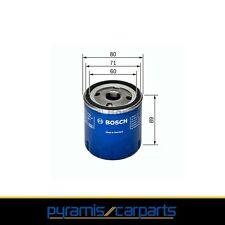 Nouveau 1x Bosch Filtre à huile 0451103299 Convient à CHRYSLER, citröen, peugeot (€ 13,95/eh)