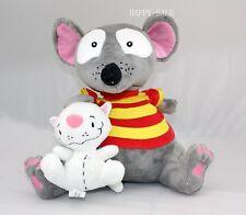 "New TOOPY And BINOO 4"" BINOO& 9"" TOOPY Plush Soft Toy  Doll Kids Best Gift"
