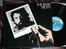 RICHARD T. BEAR THE TRUTH 1984 German DMM Teldec NM this is not a movie
