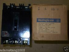 Westinghouse Fb Fb3025 3 Pole 25 amp 600v Circuit Breaker Flawed