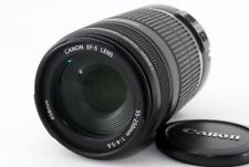 Canon Zoom EF-S 55-250mm f/4-5.6 IS Lens [Excellent+++]  From Japan [jkh]