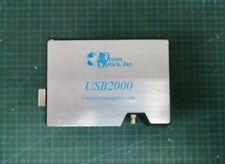 Ocean Optics USB2000 UV-VIS Spectrometer