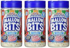 Kraft Jet-Puffed Mallow Bits Vanilla Marshmallows Cupcakes Topping 3 pack