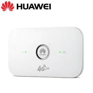 UNLOCKED Mobile WiFi Hotspot Router HUAWEI E5573s-322 4G LTE FDD Modem 150Mbps