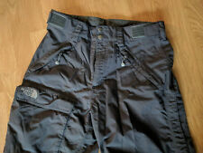 The North Face Snowboard Pants, Men's Size Small, Gray, GOOD CONDITION