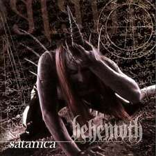 "BEHEMOTH ""SATANICA"" VINYL LP REISSUE NEW"