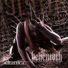 "BEHEMOTH ""SATANICA"" VINYL LP REISSUE NEW"