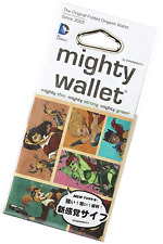Mighty Wallet DC Comics Men's Ultra Thin Strong Tyvek by Dynomighty - Bombshells