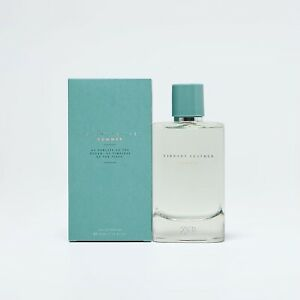 ZARA VIBRANT LEATHER SUMMER Eau de Parfum 120ml Herren - Neu