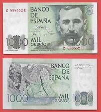 ESPAGNE  BILLET DE 1000 PESETAS 23/10/1979 U.N.C W.P.M N° 158