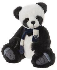 Piran by Charlie Bears - jointed plush panda teddy bear - CB202002A