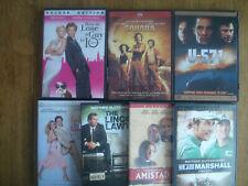 Matthew McConaughey 7 DVD lot