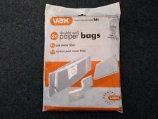 VAX VITALITY V0071 VITALITY PLUS V0072 MAINTENANCE KIT BAGS & FILTERS 2 X PACKS