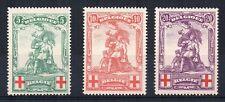 Belgium 1914 Red Coss Fund to 5c (+5c) MLH
