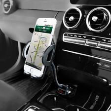 Amoner Phone Holder for Car, Adjustable 4 in 1 Car Mount black