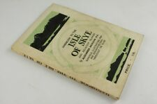 c.1930*GUIDEBOOK:ISLE OF SKYE & ADJACENT ISLANDS*TOUR MAP*PORTREE*HOTELS*HISTORY