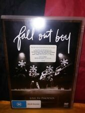 Fall Out Boy: Live in Phoenix (DVD, 2008, Island)