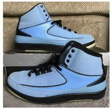 54220a938a0 Nike Air Jordan II 2 Retro QF Candy Pack UNC/University Blue Sz 10.5 395701