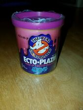 VINTAGE GHOSTBUSTERS ECTO-PLAZM 1986 ECTO-PLASM PURPLE SEALED IN TUB