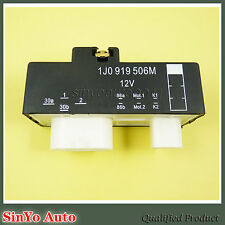 New Radiator Cooing Fan Relay Switch For VW Golf AUDI A3 Seat Skoda 1J0919506M